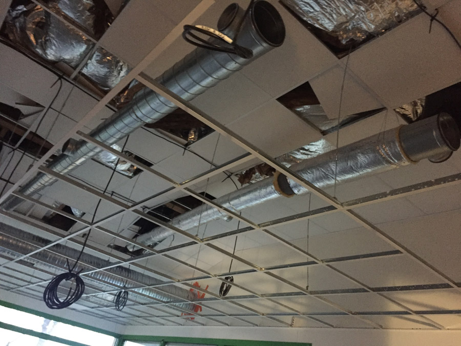 ventilation eragny