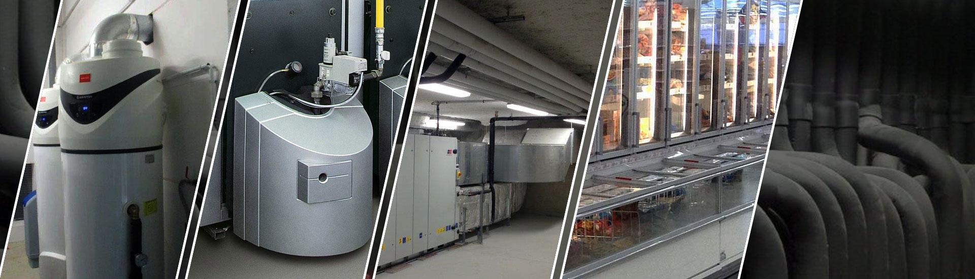 installations clim ventilation