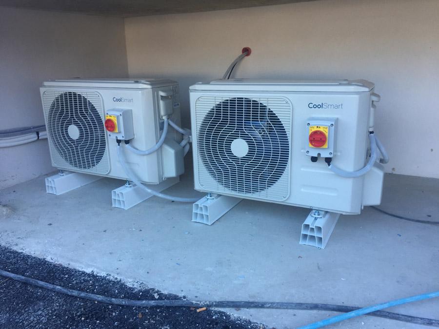 climatisation locaux
