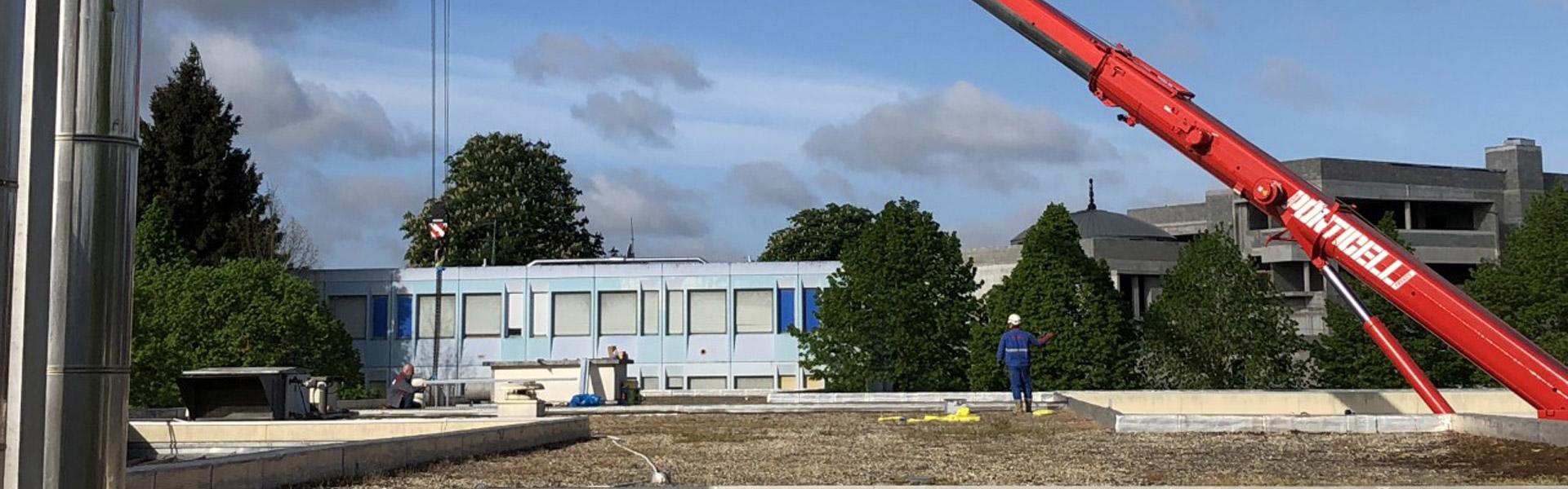 installation ventilation goussainville