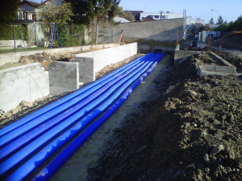 ventilation travaux de puits