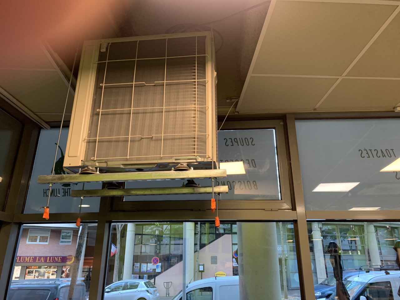 pose climatisation clim rueil-malmaison