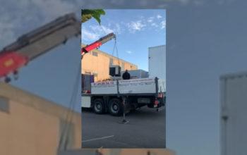 Vidéo du chantier à Garges-lès-Gonesse (95)