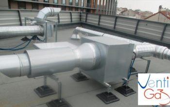 Installation climatisation/ventilation Saint-Denis 93