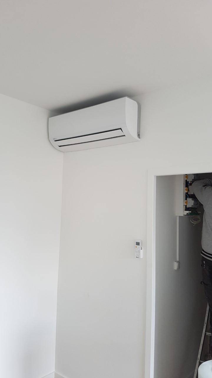 Climatisation bureau 95
