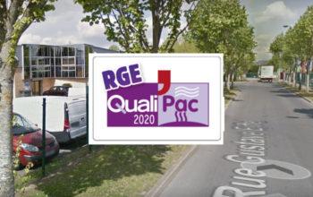 Ventil Gaz certifiée QualiPAC RGE