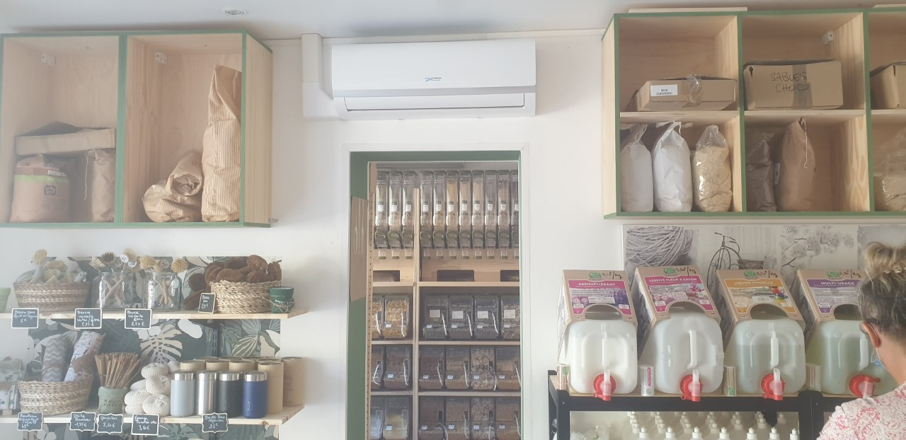 climatiseur hitachi 95