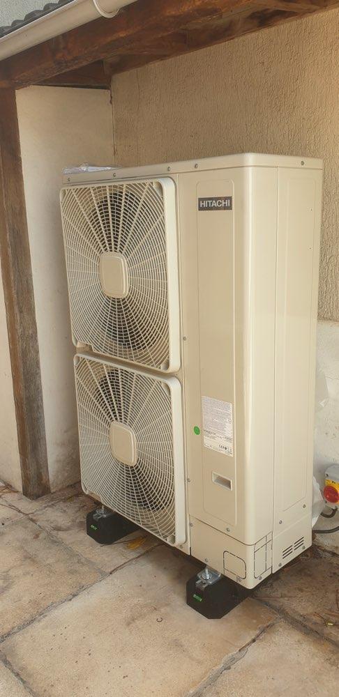 installation pompe a chaleur 95