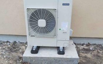 Installation climatisation et chauffage Frémainville 95