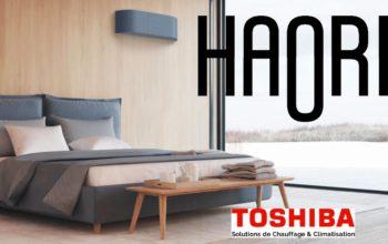 Nouveau ! HAORI de TOSHIBA